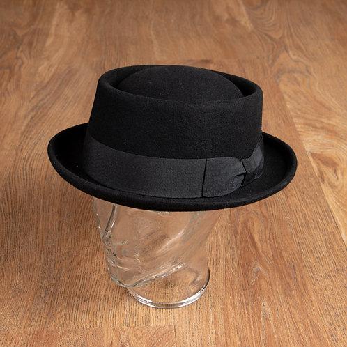 1937 Hobbs Hat black
