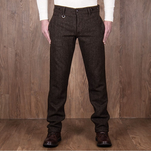 1923 Buccanoy Pant Upland brown