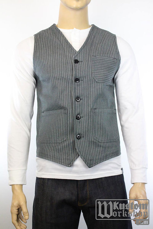 1937 roamer vest grey wabach