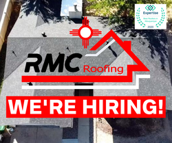 RMC Roofing Hiring