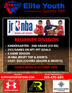 Jr NBA Beginner Winter League