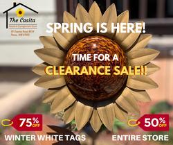 The Casita Spring Sale
