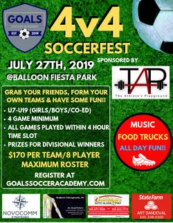 Simon 4V4 Soccer Tournament-2