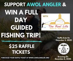 Awol Angler RAFFLE
