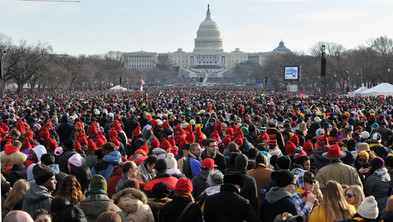 Retraining Our Minds on the Things of Christ: Thoughts on Inauguration Day