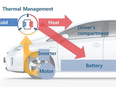 전기자동차의 열관리 시스템 최적화