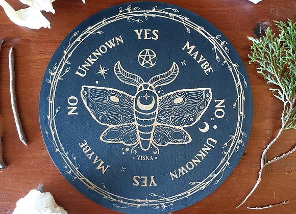 Pendulum Board // Moth Design