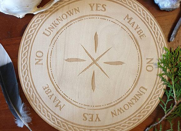 Pendulum Board // Celtic Design