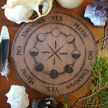 Moon Phase Pendulum Board
