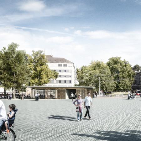 Sechseläutenplatz Zürich