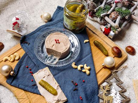 """""""Faux-gras"""" ou le foie gras végétal"""