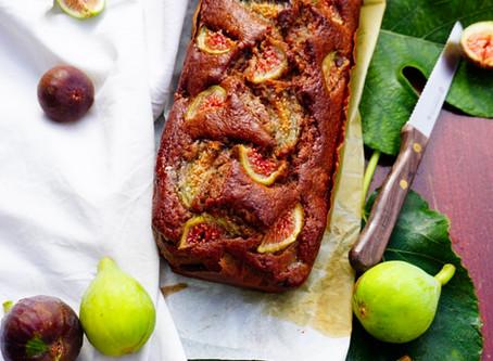 Moelleux aux figues et à l'amande (sans gluten)