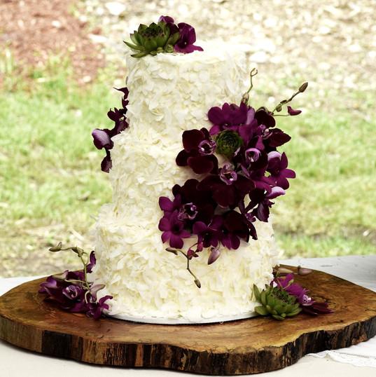 Coconut Flake Cake