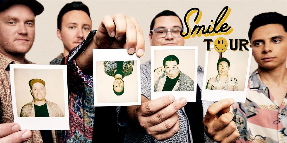 """Sidewalk Prophets """"Smile Tour"""""""