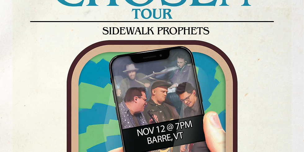 Sidewalk Prophets The Chosen Tour