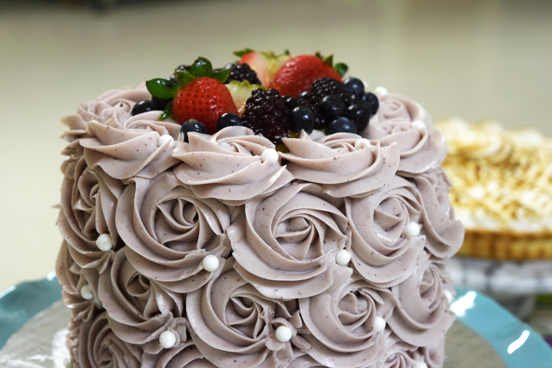 Custom Fruit Cake