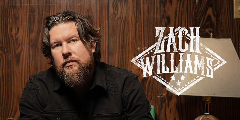 Zach Williams with Cory Asbury of Bethel Music