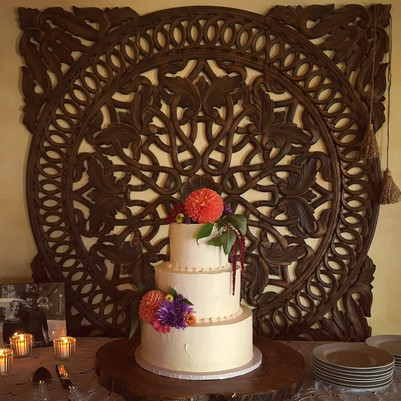 Boho Vermont Wedding