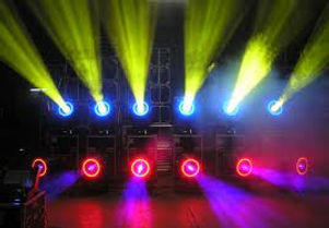 Stage Lighting Rental Scottsdale
