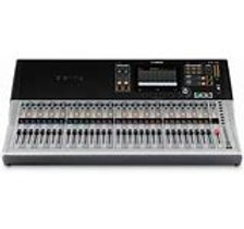 Yamaha TF5 Digital Audio Console Mixer