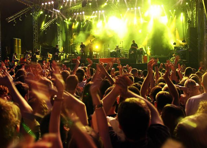Festival Concerts and Live Event Production in Arizona