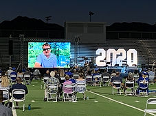 Outdoor LED Video Wall Rental Phoenix AZ