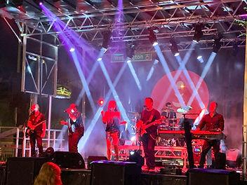 Stageline SL100 Phoenix Convention Center Festival Block Party Sound Lights Stage Rental