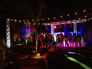Party Lighting Decor Scottsdale Phoenix