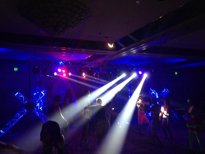 DJ Dance Party Lighting