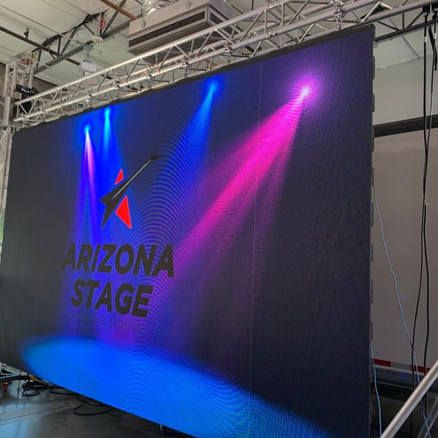 LED Video Wall Rental Phoenix