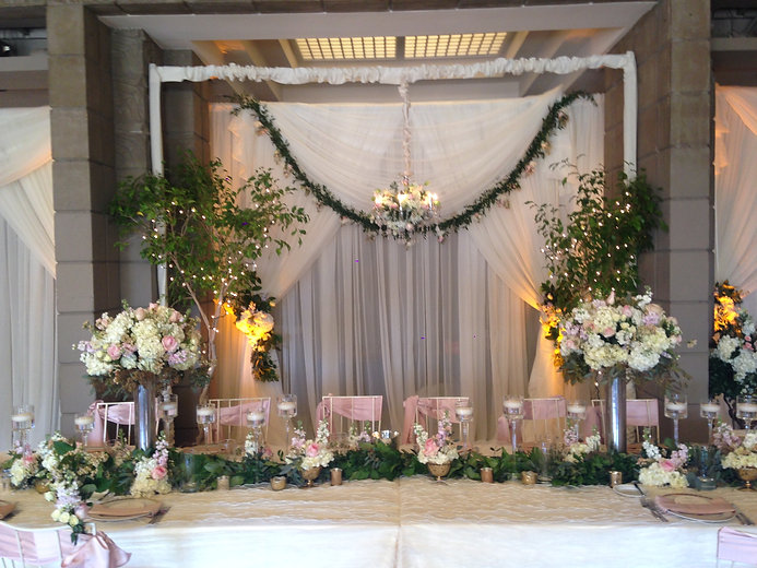 Wedding Drape Backdrop Rental Scottsdale