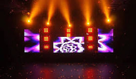 LED Video wall Stage Backdrop Live Event