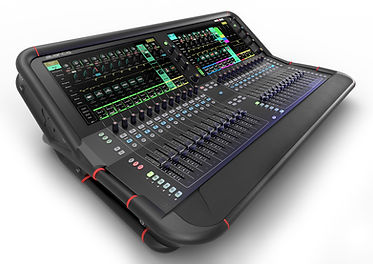 Digital Audio Mixer Rental Phoenix AH Avantis