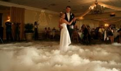 Dancing in Clouds ground fog machine rental Scottsdale Phoenix AZ