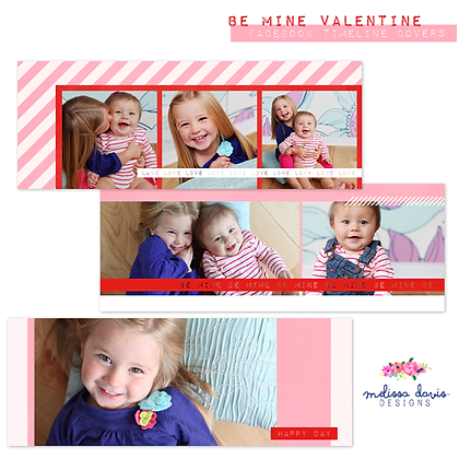 BE MY VALENTINE FACEBOOK COVER PHOTOSHOP TEMPLATES