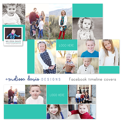 SIMPLY BASIC FACEBOOK COVER PHOTOSHOP TEMPLATES