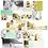 Thumbnail: DANNY'S BRIDE 40 PAGE ALBUM PHOTOSHOP TEMPLATES