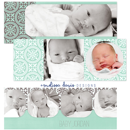 BABY JORDAN FACEBOOK COVER PHOTOSHOP TEMPLATES