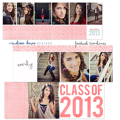 EMILY FACEBOOK COVER PHOTOSHOP TEMPLATE