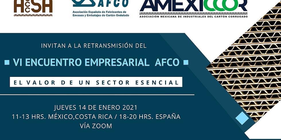 VI Encuentro Empresarial del Cartón Corrugado España