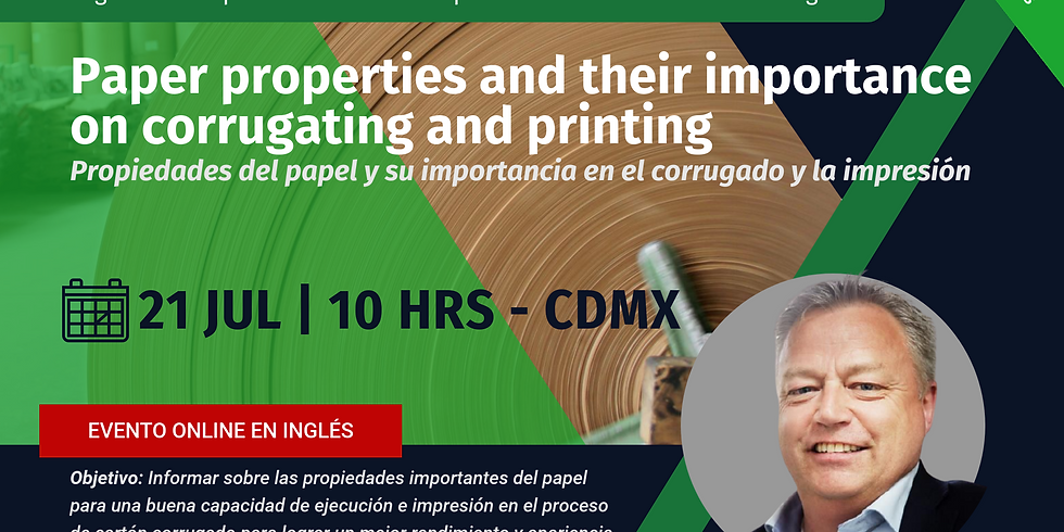 Paper properties and their importance on corrugating and printing
