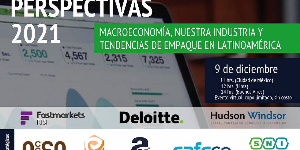 Macroeconomía, Industria y Empaque en Latinoamérica