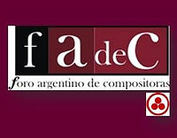 Foro Argentino de Compositoras- LOGO INS