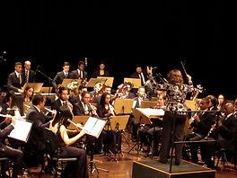 13.08.2016 - Mônica Giardini rege a Banda Sinfônica Paulista
