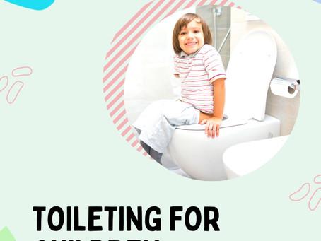 TOILETING FOR CHILDREN