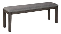 Ashley D464-00 Luvoni Series Upholstered Bench