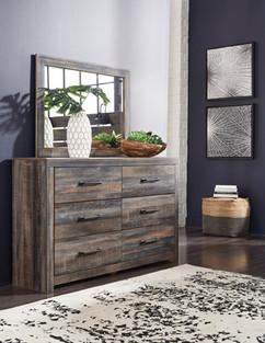 Ashley B211-31/36 Drystan Series Dresser/Mirror