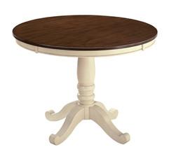 Ashley D583-15B Whitesburg Round Dining Room Table