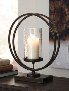 Ashley A2000370 Jalal Series Accent Candle Holder
