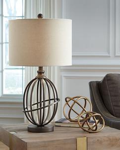 Ashley L204164 Manasa Series Lamp